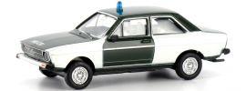 """BREKINA 28206 Audi 80 L """"Polizei Bayern"""" (Drummer) Blaulichtmodell 1:87 online kaufen"""