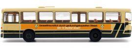 BREKINA 50731 MB O 305 Fl�üsterbus | Busmodell 1:87 online kaufen