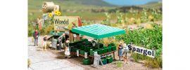BUSCH 1074 Spargel-Ernte | Zubehör-Set Bausatz Spur H0 online kaufen