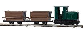 BUSCH 12001 Feldbahn Start-Set  mit Torfloren | Spur H0f online kaufen