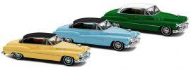 BUSCH 44702 Buick 50 zweifarbig Modellauto 1:87 online kaufen