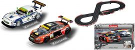 Carrera 25187 Evolution Speed Race Grundset Autorennbahn 1:32 online kaufen