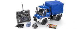 CARSON 500707099 TL MB Unimog U300 THW RTR 2.4 GHz  ferngesteuertes Auto | RTR | 1:12 online kaufen