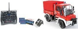 CARSON 500707109 RC MB UNIMOG U300 Feuerwehr 1:12 | RTR | 33617739 online kaufen