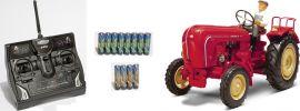 CARSON 500907173 Porsche RC Traktor mit Sound | 6-Kanal |  1:14 | RTR online kaufen