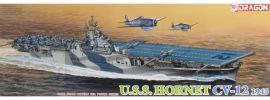 DRAGON 7085 U.S.S. Hornet CV-12 1945 Schiff Bausatz 1:700 online kaufen