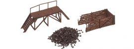 FALLER 120222 Kleine Bekohlungsanlage (LC) Bausatz Spur H0 online kaufen