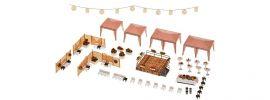 FALLER 130478 Gartenparty, Bausatz Spur H0 online kaufen