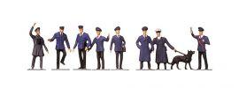 FALLER 151003 Bahnpersonal   8 Miniaturfiguren    Spur H0 online kaufen