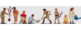 FALLER 151026 Gartenarbeiter | Miniaturfiguren Spur H0 online kaufen