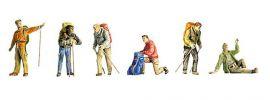 FALLER 151064 Trekking Wanderer | 6 Miniaturfiguren Spur H0 online kaufen