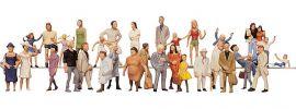FALLER 153003 Kirmesbesucher | 36 Stück | Miniaturfiguren Spur H0 online kaufen