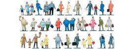 FALLER 155250 Reisende Miniaturfiguren | 36 Stück | Spur N online kaufen