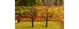 FALLER 181225 Kahle Bäume | Höhe 70 mm | 2 Stück  | Spur H0+N online kaufen