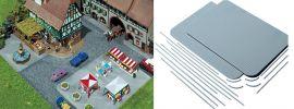 FALLER 272540 Gehwegplatten-Set | 2 Platten + Randstreifen | Spur N online kaufen