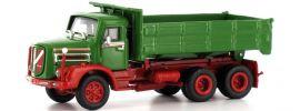 GMTS G8700140 ÖAF Tornado 6x6 Kipper grün/rot LKW-Modell 1:87 online kaufen