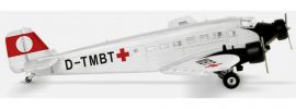 herpa 019132 Ju-52 Luftwaffe SanFlugBer. 7 Modell 1:160 online kaufen