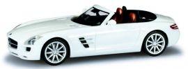 herpa 024853 MB SLS AMG Roadster Modellauto 1:87 online kaufen