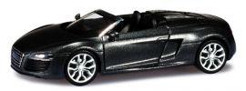 herpa 038270 Audi R8 Spyder V10 facel. daytonagrau-met., Modellauto 1:87 online kaufen