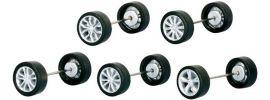 herpa 053365 PKW Felgen für Audi, silber | Zubehör 1:87 online kaufen