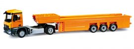 ausverkauft   herpa 302548 MB Arocs S BetonteileSzg., LKW-Modell 1:87 online kaufen