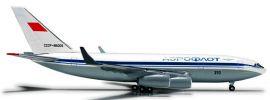 herpa 524223 Aeroflot Ilyushin IL-96-300 'CCCP 96005', Flugzeugmodell 1:500 online kaufen