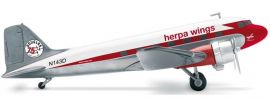 herpa 553803 75 Years Douglas DC-3 Flugzeugmodell 1:200 online kaufen
