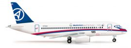herpa 554862 Sukhoi Superjet 100 Flugzeugmodell 1:200 online kaufen