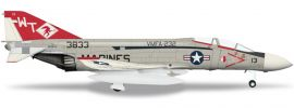 "herpa 555692 F-4J USMC ""Red Devils"" Phantom Wings 1:200 online kaufen"