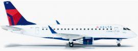 herpa 562324 ERJ-170 Delta Connection Flugzeugmodell 1:400 online kaufen