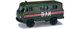 herpa 744072 UAZ 452 VAI (Soviet Army) Minitanks Modell 1:87 online kaufen