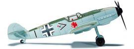herpa 744089 Bf 109E JG26 Galland Flugzeugmodell 1:87 online kaufen