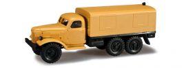 herpa 744522 ZIL 157 Koffer-LKW sandbeige Militär-LKW 1:87 online kaufen