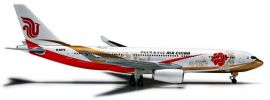 """herpa 524339 Airbus A330-200 Air China """"Zijin Hao"""", Flugzeugmodell 1:500 online kaufen"""