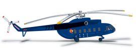 herpa 555890 Mil-Mi-8S East German Navy Marinehubschrauber, Helikoptermodell 1:200 online kaufen
