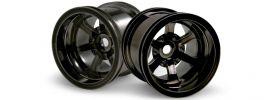 HPI H3089 Scorch 6-Speichen Felge | schwarz-chrom)| 2 Stück online kaufen