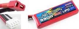 nVision NVO1812 LiPo-Akku | 3s | 11,1 Volt | 3300 mAh | 30C | DEANS online kaufen