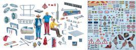 ITALERI 720 Truck Zubehör Set I Bausatz 1:24 online kaufen