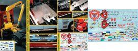 ITALERI 3854 Truck Zubehör Set II Bausatz 1:24  online kaufen
