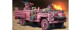 ITALERI 6501 S.A.S. Land Rover | Pink Panther |  Aufklärungsfahrzeug Bausatz 1:35 online kaufen