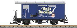 LGB 41284 Güterwagen Glacier MOB Spur G online kaufen