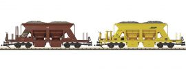LGB 49690 Selbstentladenwagen Set RhB Spur G online kaufen