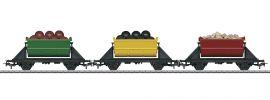 märklin 44139 MyWorld Kippwagen-Set mit Beladung Spur H0 online kaufen