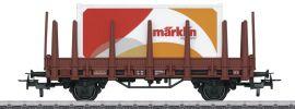 märklin 44592 MyWorld Rungenwagen mit Container Spur H0 online kaufen