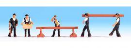 NOCH 15051 Zimmerleute | Miniaturfiguren Spur H0 online kaufen
