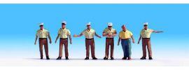 NOCH 15082 Verkehrspolizisten   6 Miniaturfiguren   Spur H0 online kaufen