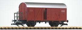 PIKO 37907 Gedeckter Güterwagen DR Spur G online kaufen
