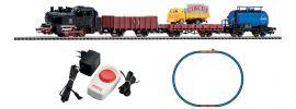 PIKO 57111 Start-Set Güterzug Dampflok | A-Gleis | Spur H0 online kaufen