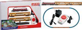 PIKO 57135 Start-Set Doppelstockzug DR | A-Gleis | Spur H0 online kaufen