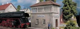 PIKO 61822 Stellwerk Burgstein Bausatz Spur H0 online kaufen